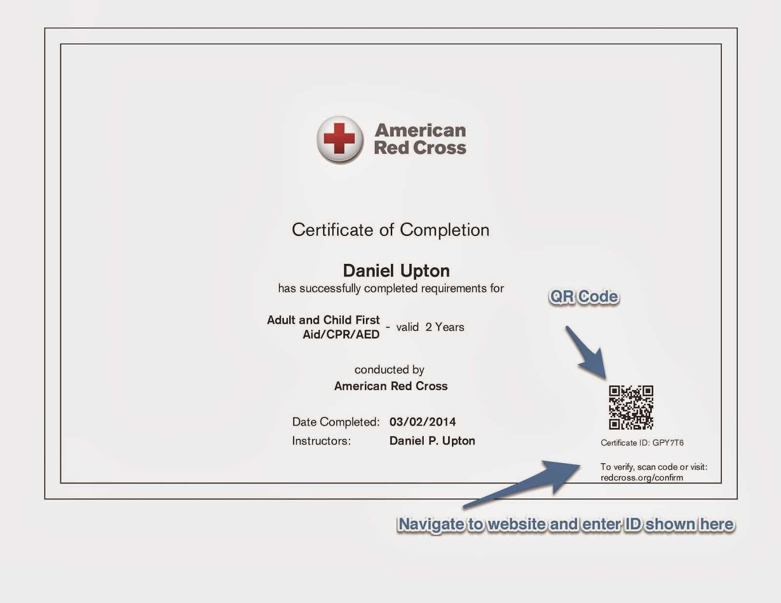 American Red Cross Cpr Card Template ] - Aha Training Center Throughout Cpr Card Template