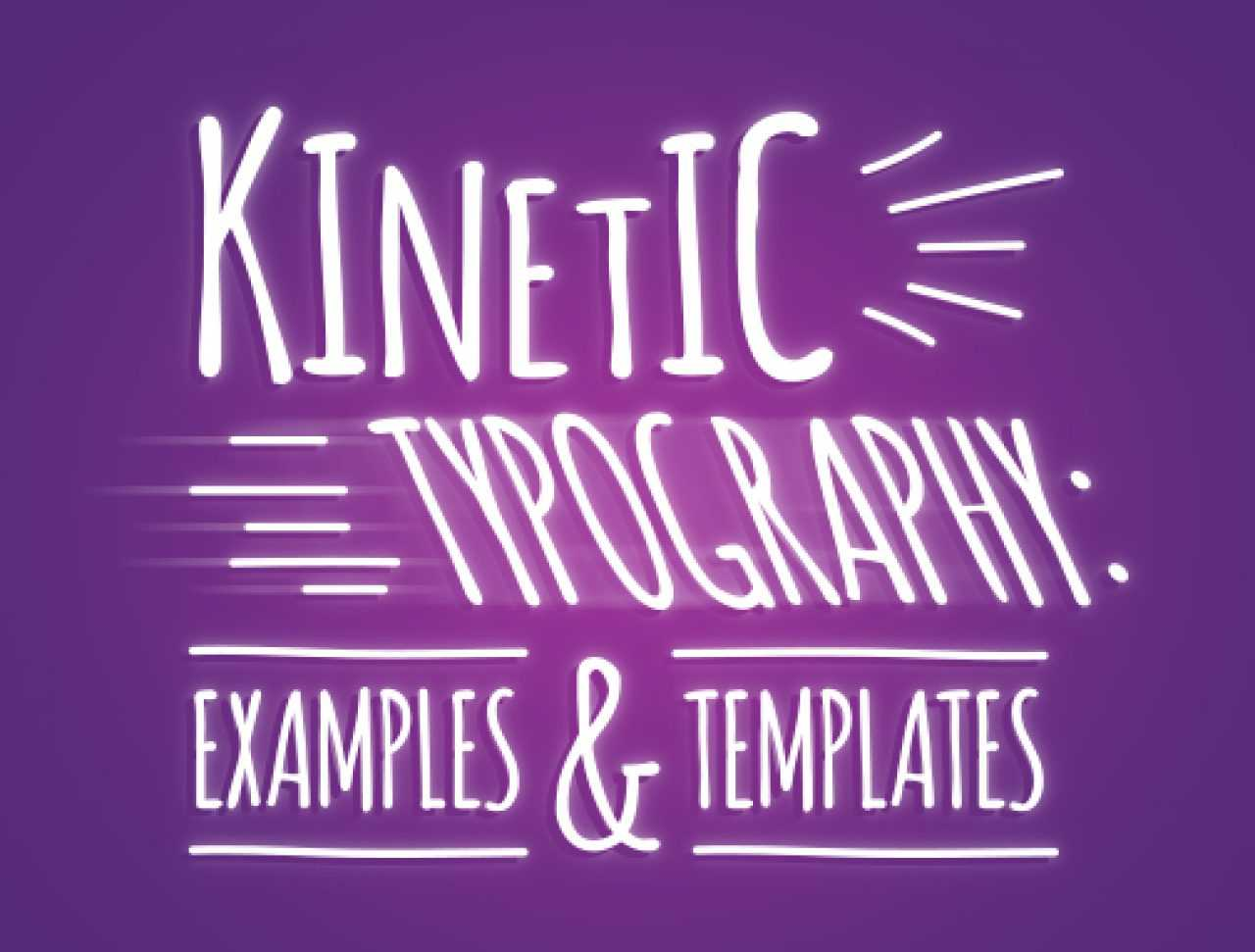 Animated Text Generator | Online Kinetic Typography Software Within Powerpoint Kinetic Typography Template