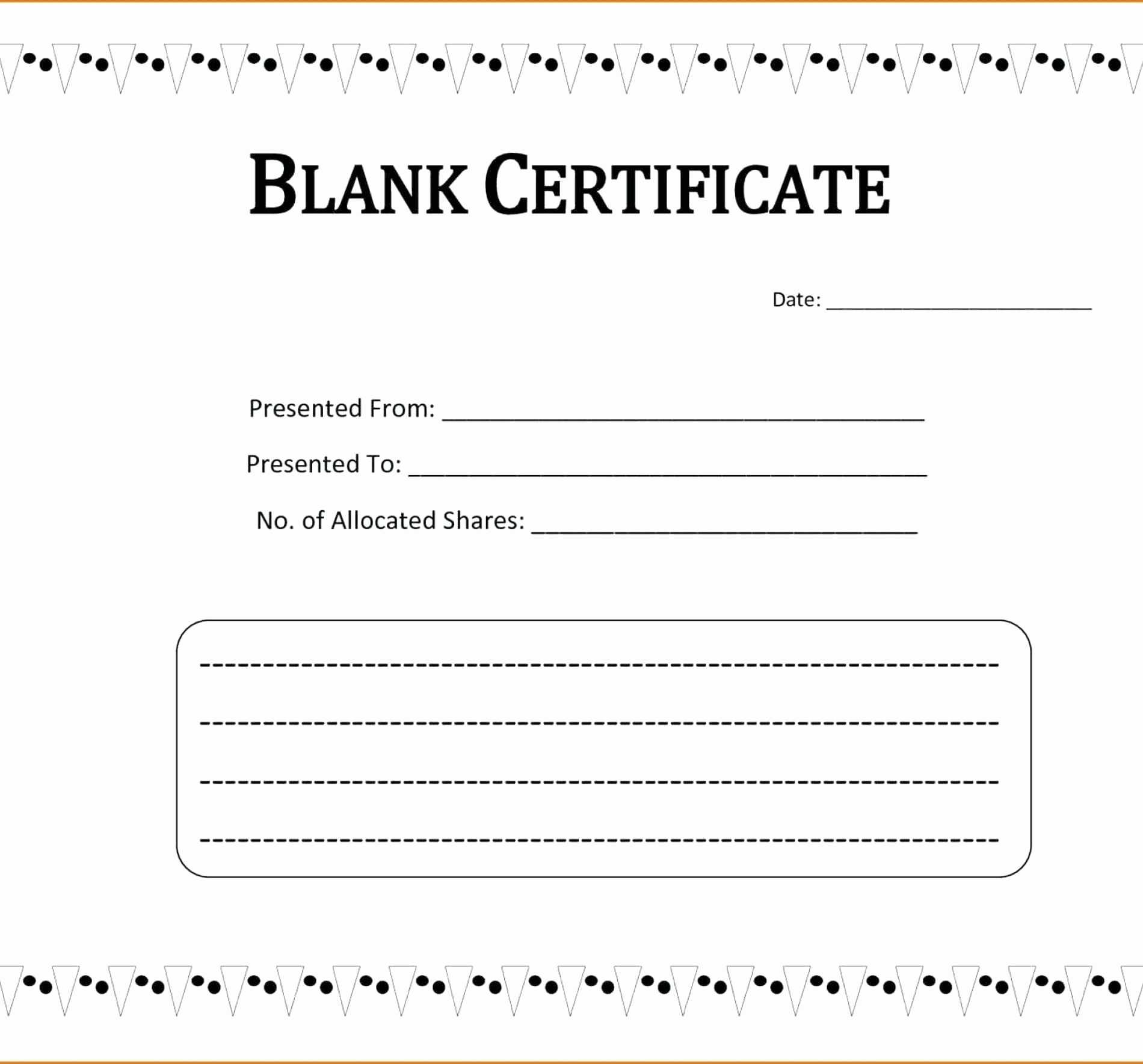 Blank Birth Certificate For School Project Throughout Official Birth Certificate Template