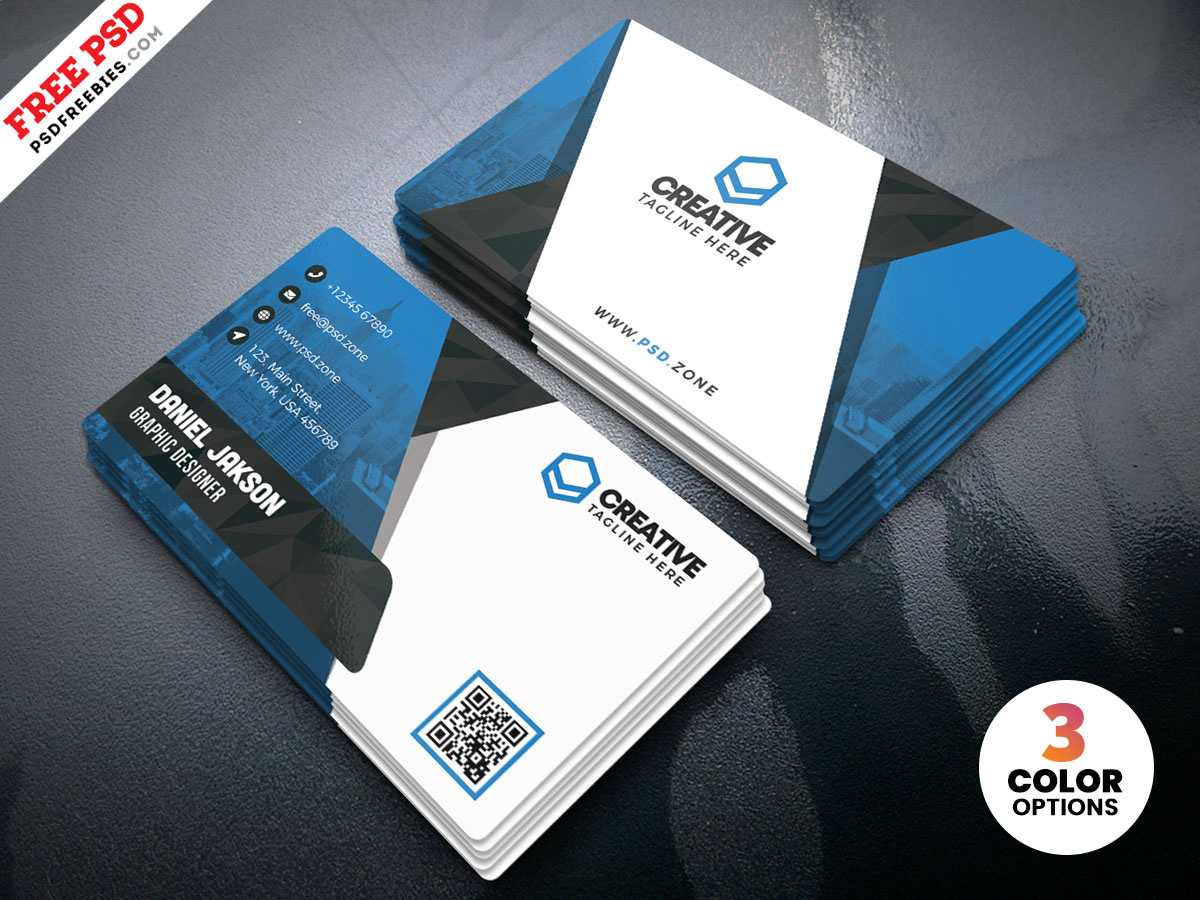Business Card Design Psd Templatespsd Freebies On Dribbble With Regard To Name Card Photoshop Template