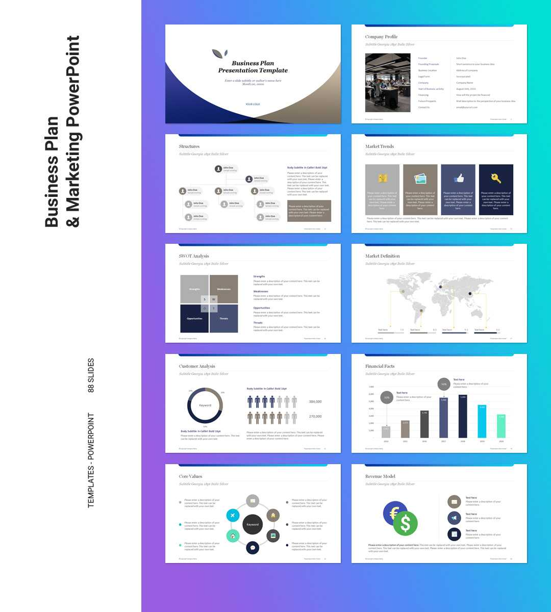 Business Plans Plan Powerpoint Sample Presentation Travel For Powerpoint Presentation Template Size