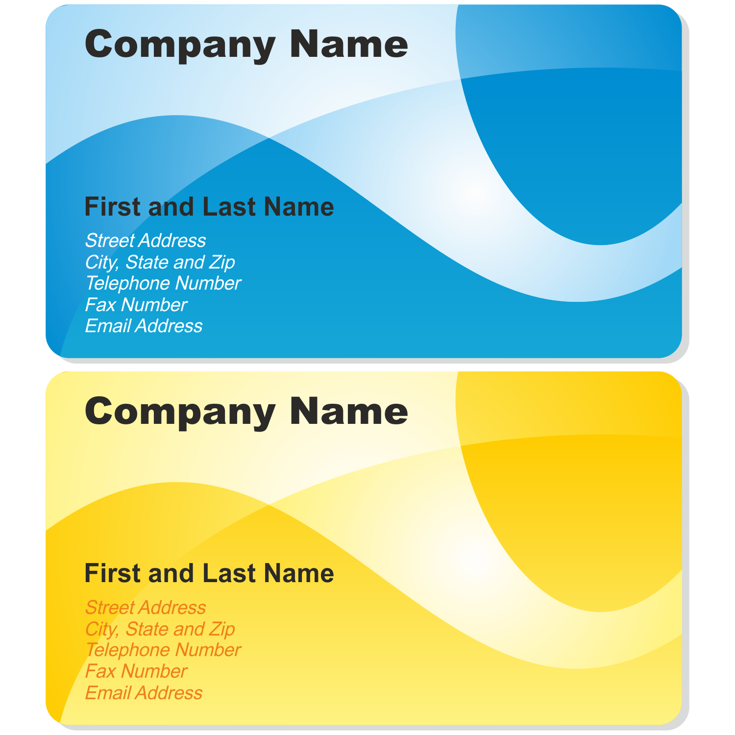 Calling Card Template Png 9 » Png Image For Template For Calling Card