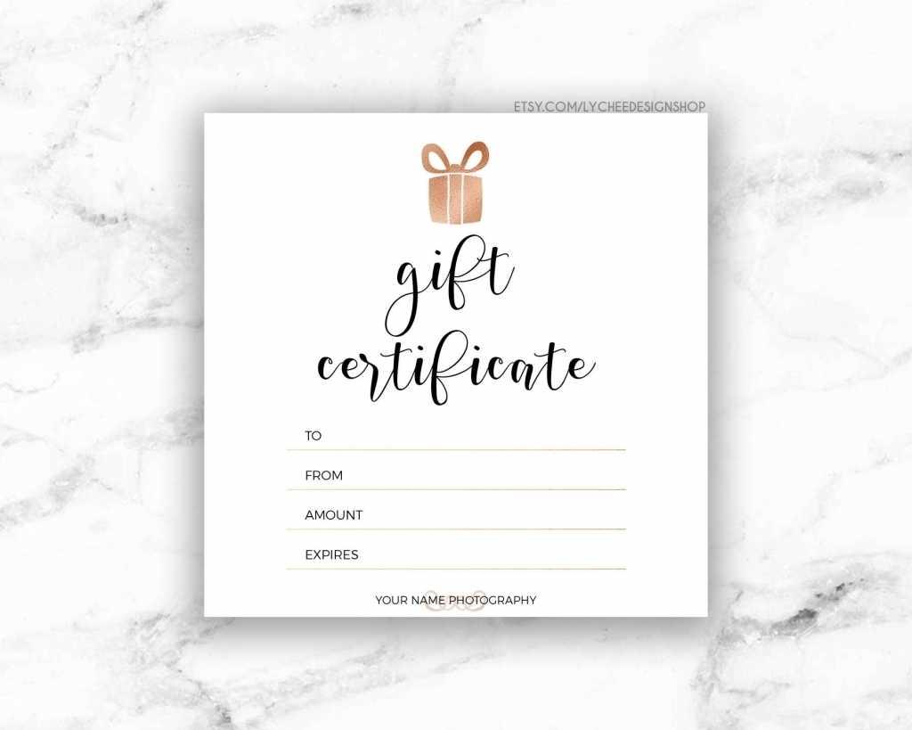 Certificate Template Gift | Onlinefortrendy.xyz With Black And White Gift Certificate Template Free
