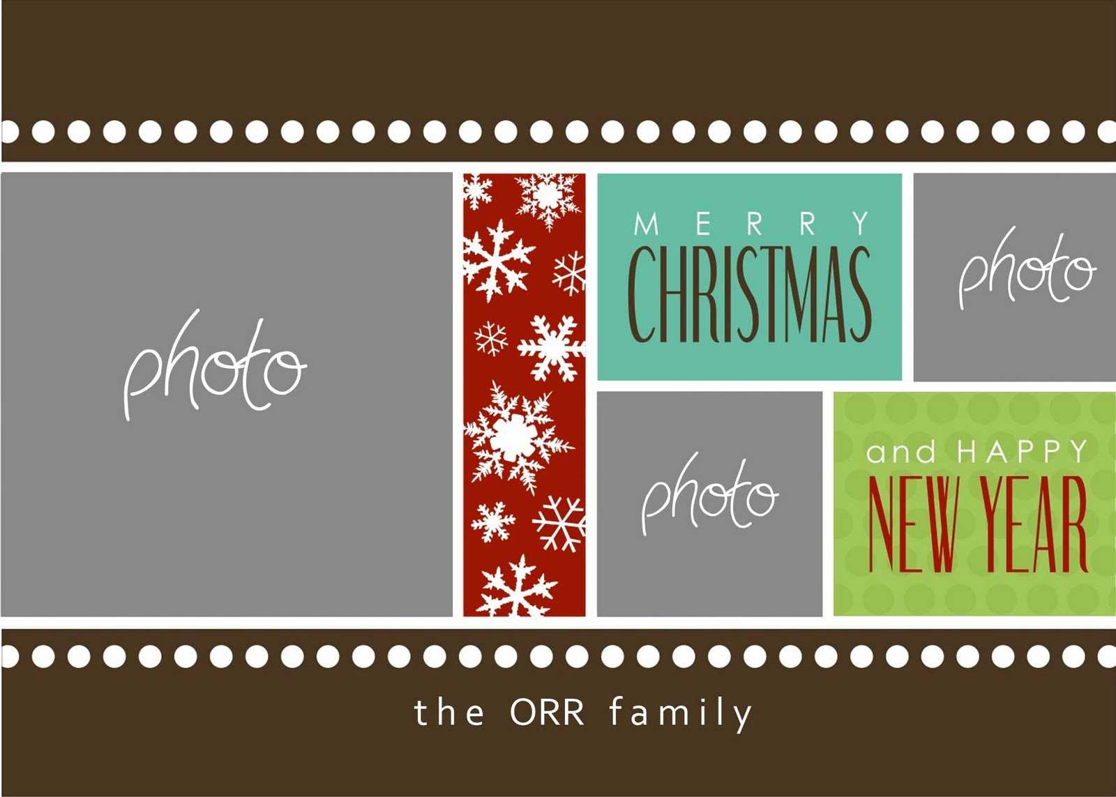 Christmas Cards Templates Photoshop ] - Christmas Card Intended For Christmas Photo Card Templates Photoshop