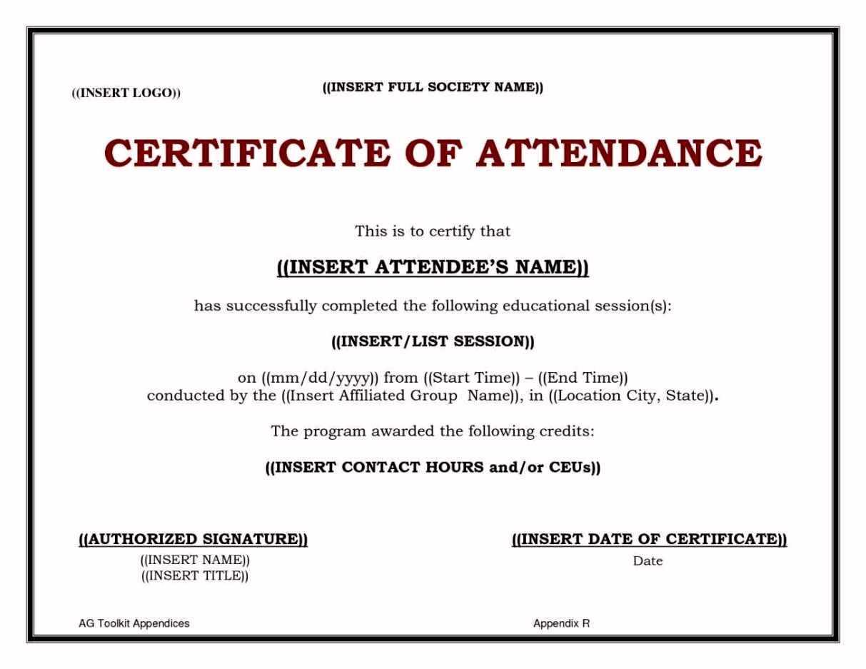 Continuing Education Certificate Template - Tunu.redmini.co Throughout Ceu Certificate Template