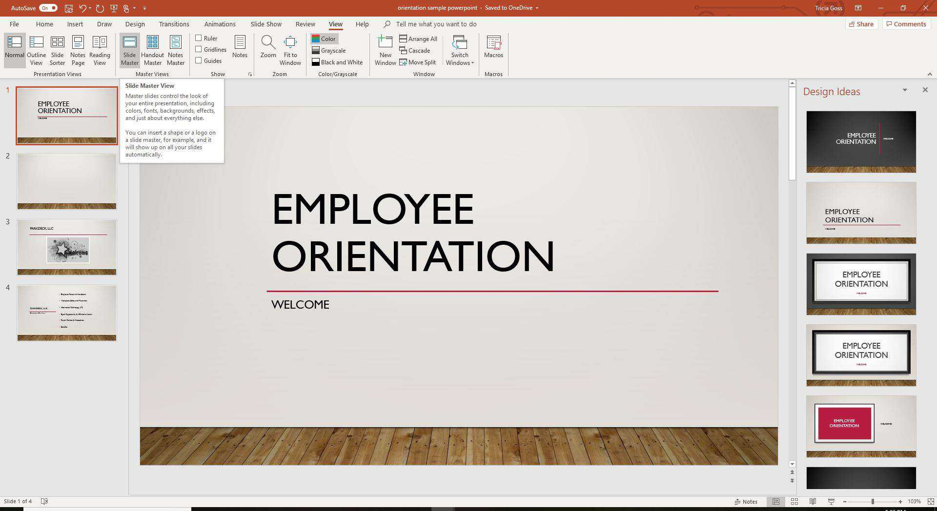 Copy A Powerpoint Slide Master To Another Presentation Regarding How To Change Template In Powerpoint