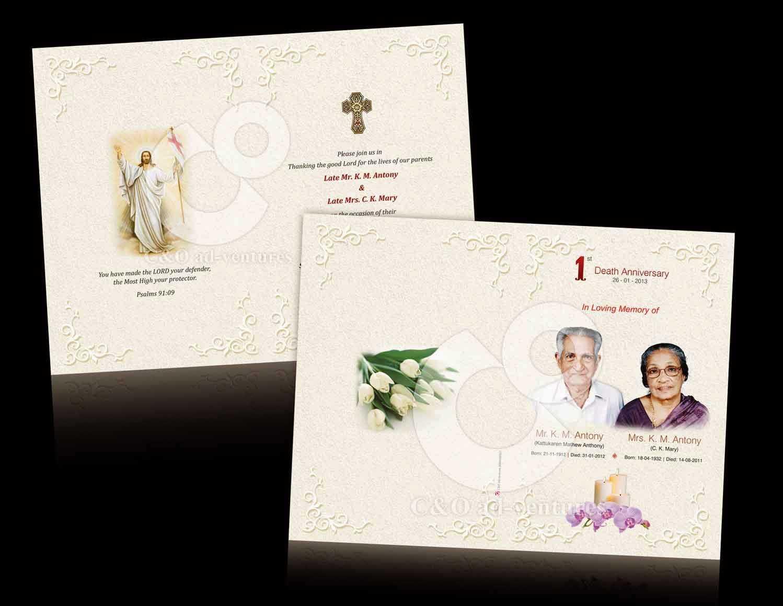 Death Anniversary Cards Templates ] - Card Templates Free In Death Anniversary Cards Templates