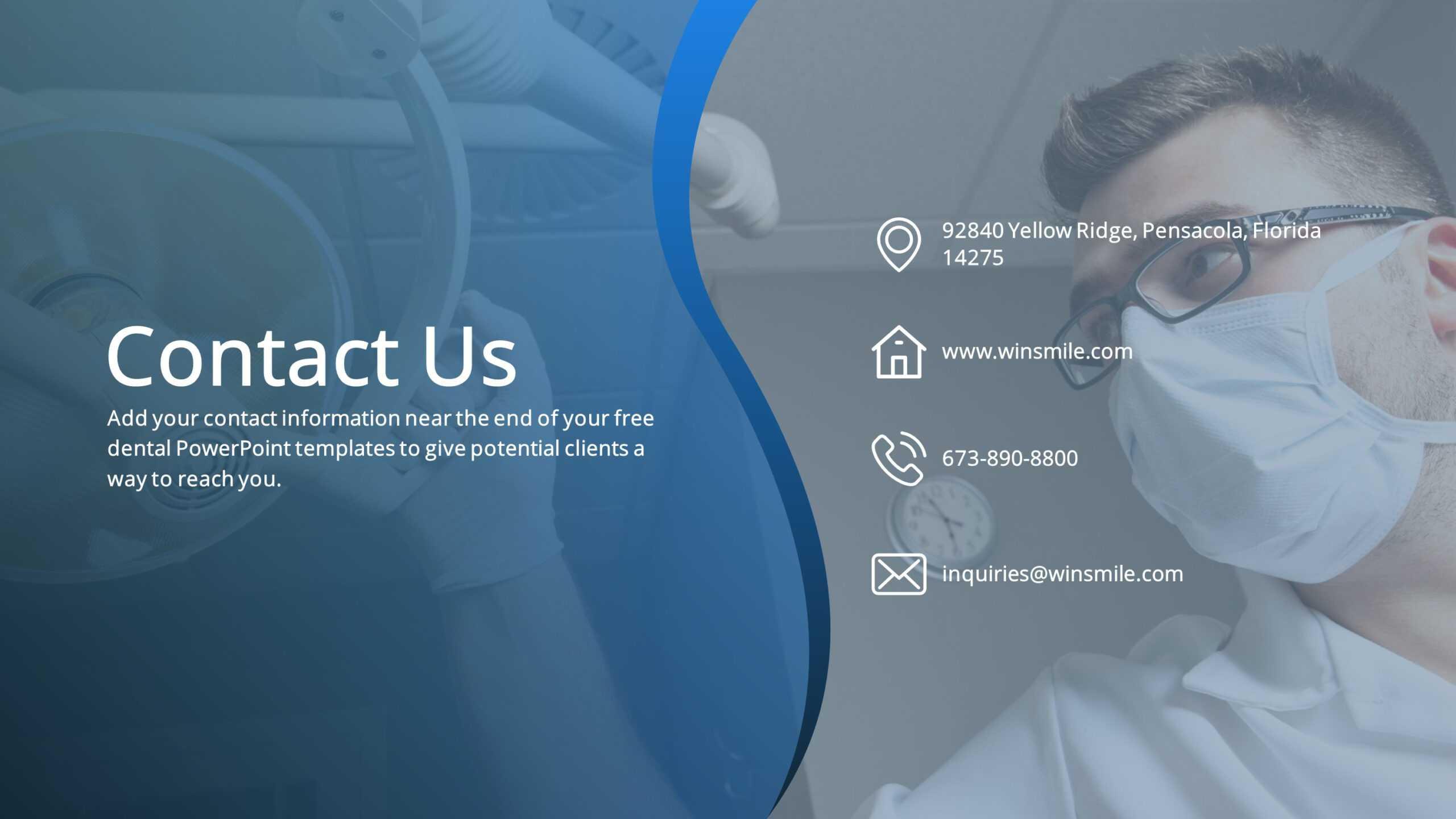 Dental Premium Powerpoint Template - Slidestore With Radiology Powerpoint Template