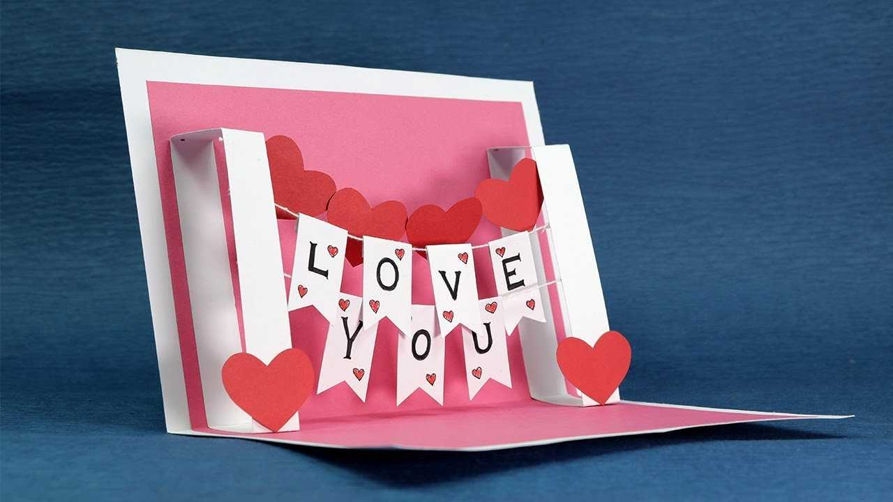 Diy Pop Up Cards: Tutorials & Easy Instructions   Thatsweetgift For Diy Pop Up Cards Templates