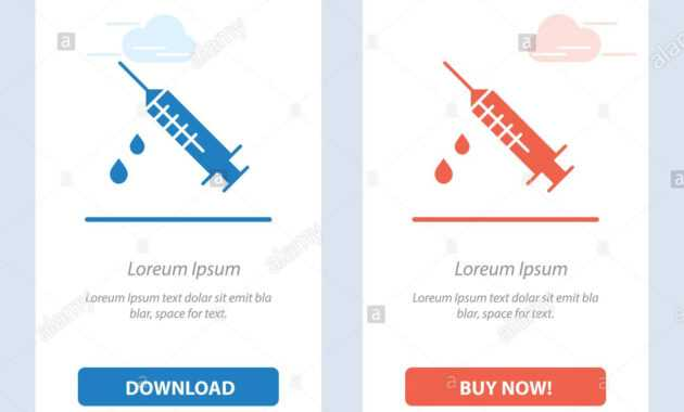 Dope, Injection, Medical, Drug Blue And Red Download And Buy inside Dope Card Template