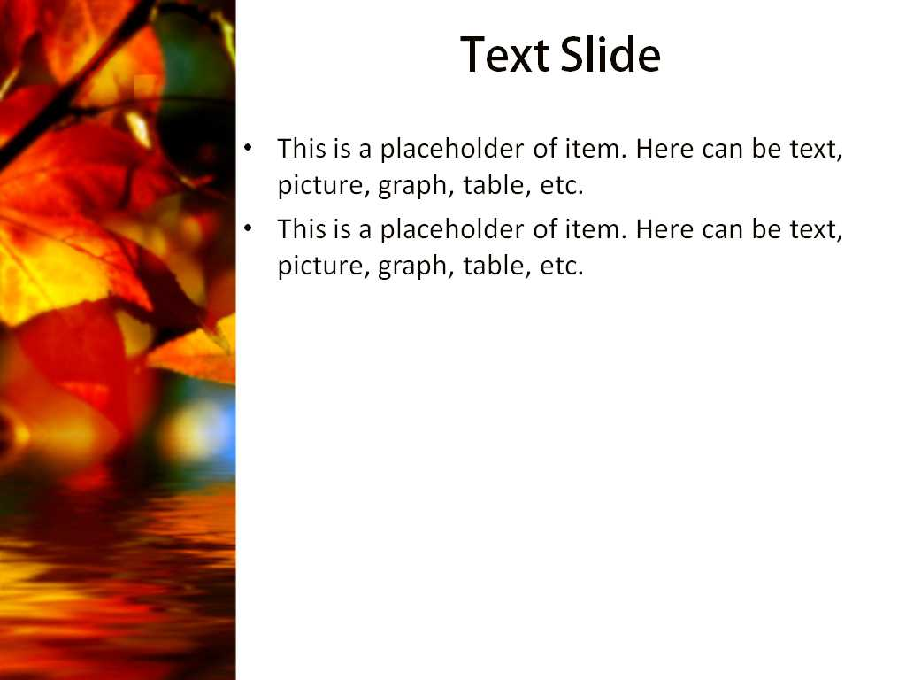 Download Free Autumn Leaves Powerpoint Template For Intended For Free Fall Powerpoint Templates