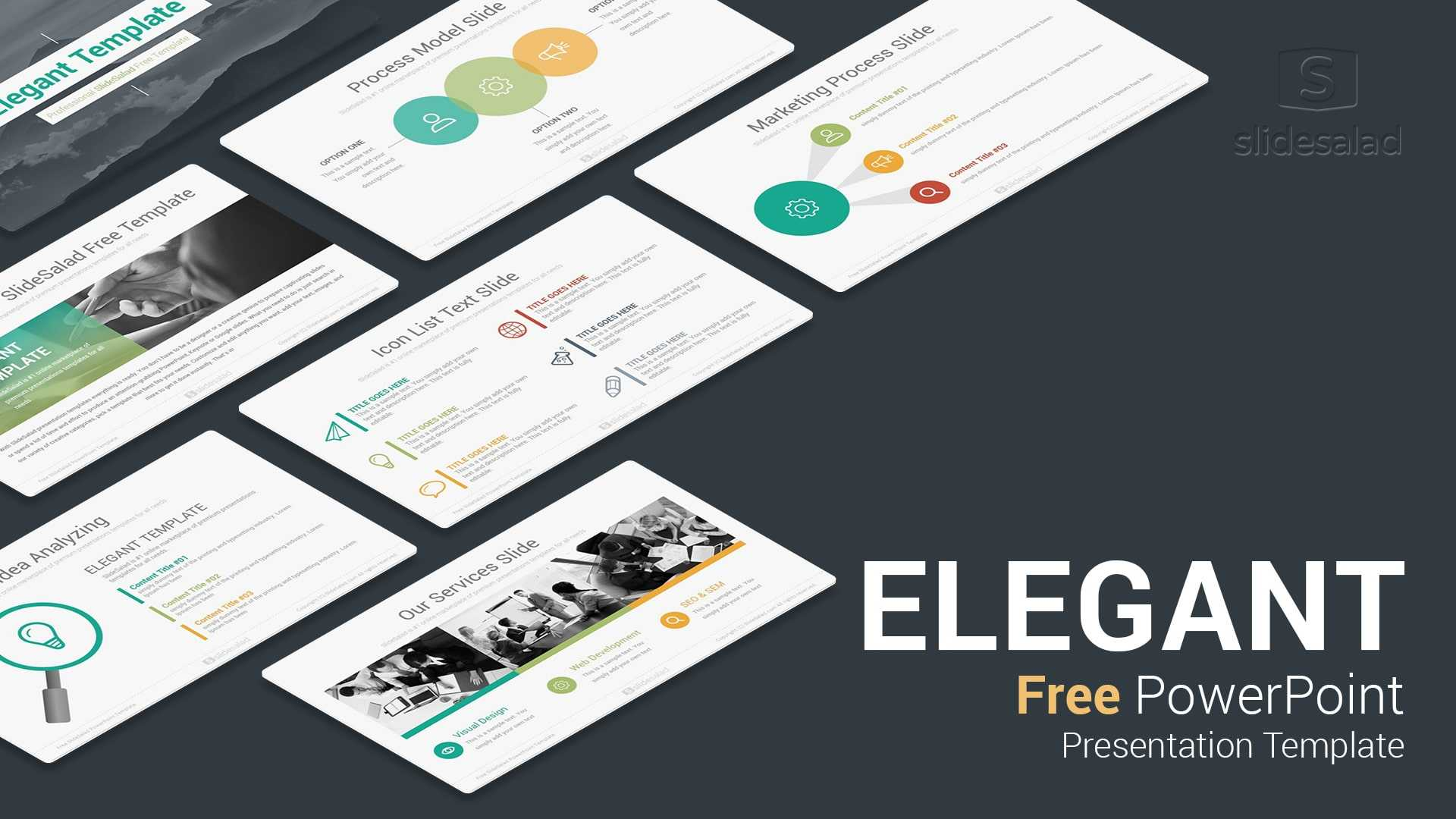 Elegant Free Download Powerpoint Templates For Presentation Regarding Free Powerpoint Presentation Templates Downloads