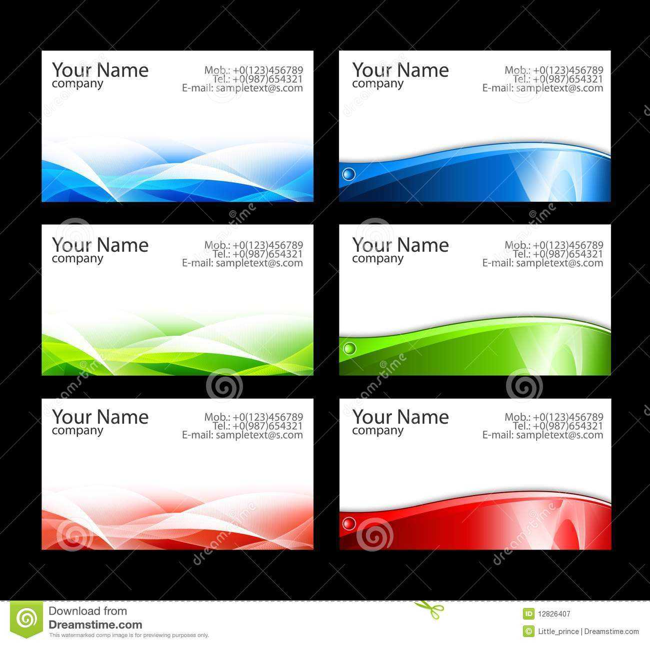 Free Calling Card Template Download – Tunu.redmini.co For Template For Calling Card