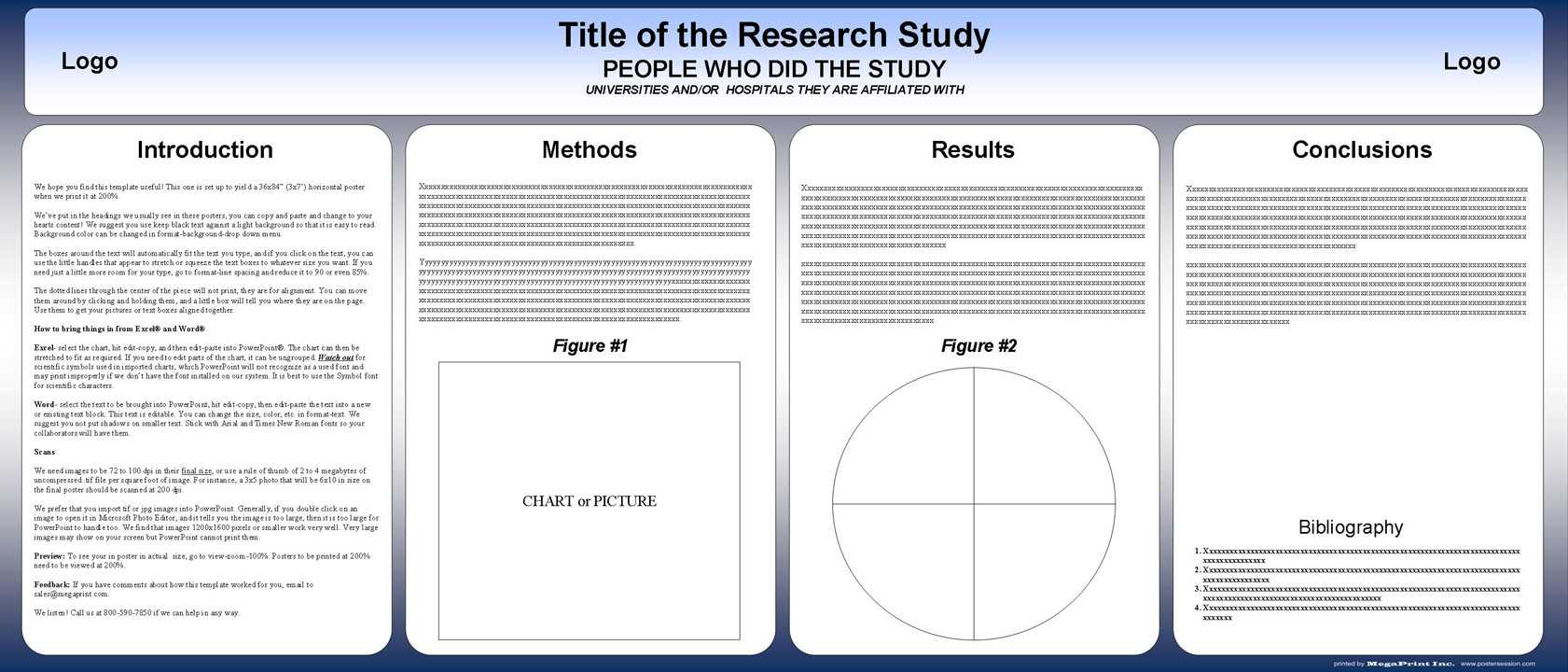 Free Powerpoint Scientific Research Poster Templates For In Powerpoint Academic Poster Template