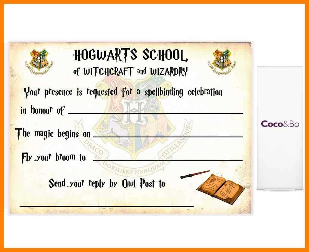 Harry Potter Certificate Template 1 Metal Spot Price Intended For Harry Potter Certificate Template