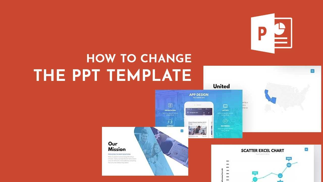 How To Change The Ppt Template – Easy 5 Step Formula | Elearno Regarding How To Change Template In Powerpoint