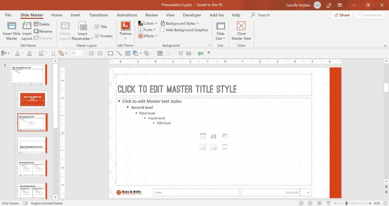 How To Create A Powerpoint Template (Step By Step) In What Is Template In Powerpoint