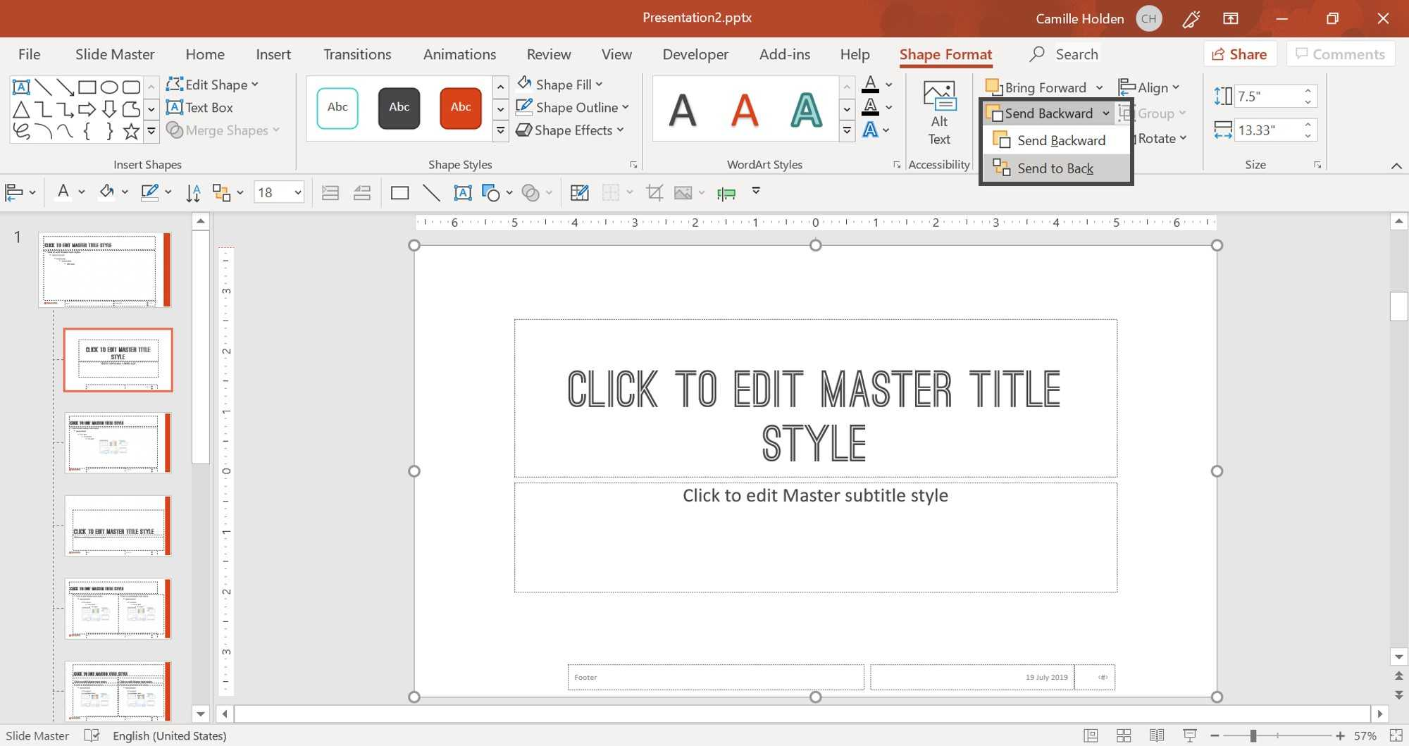 How To Create A Powerpoint Template (Step By Step) Pertaining To How To Create A Template In Powerpoint