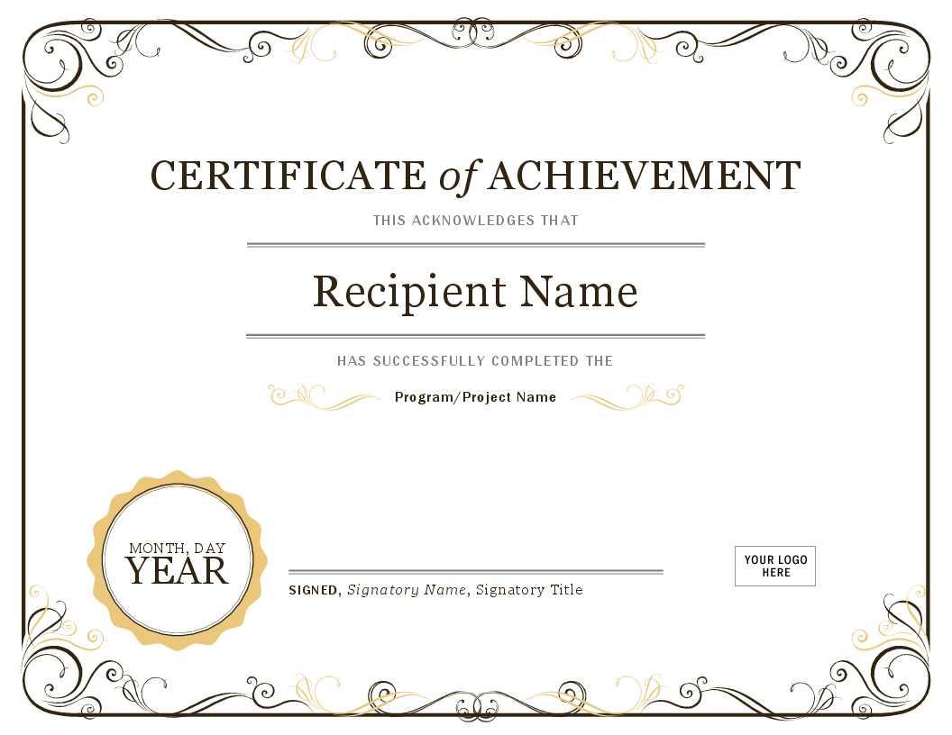 How To Create Awards Certificates - Awards Judging System With Regard To Sample Award Certificates Templates