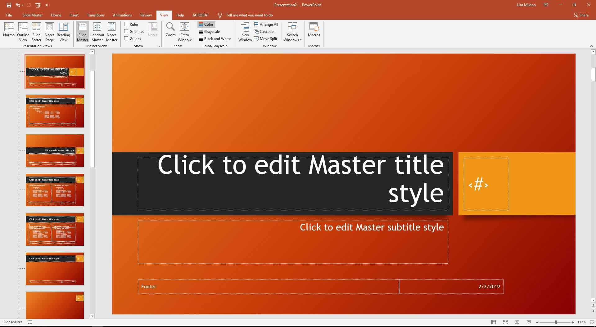 How To Increase Powerpoint Slide Number Size Regarding Powerpoint Presentation Template Size