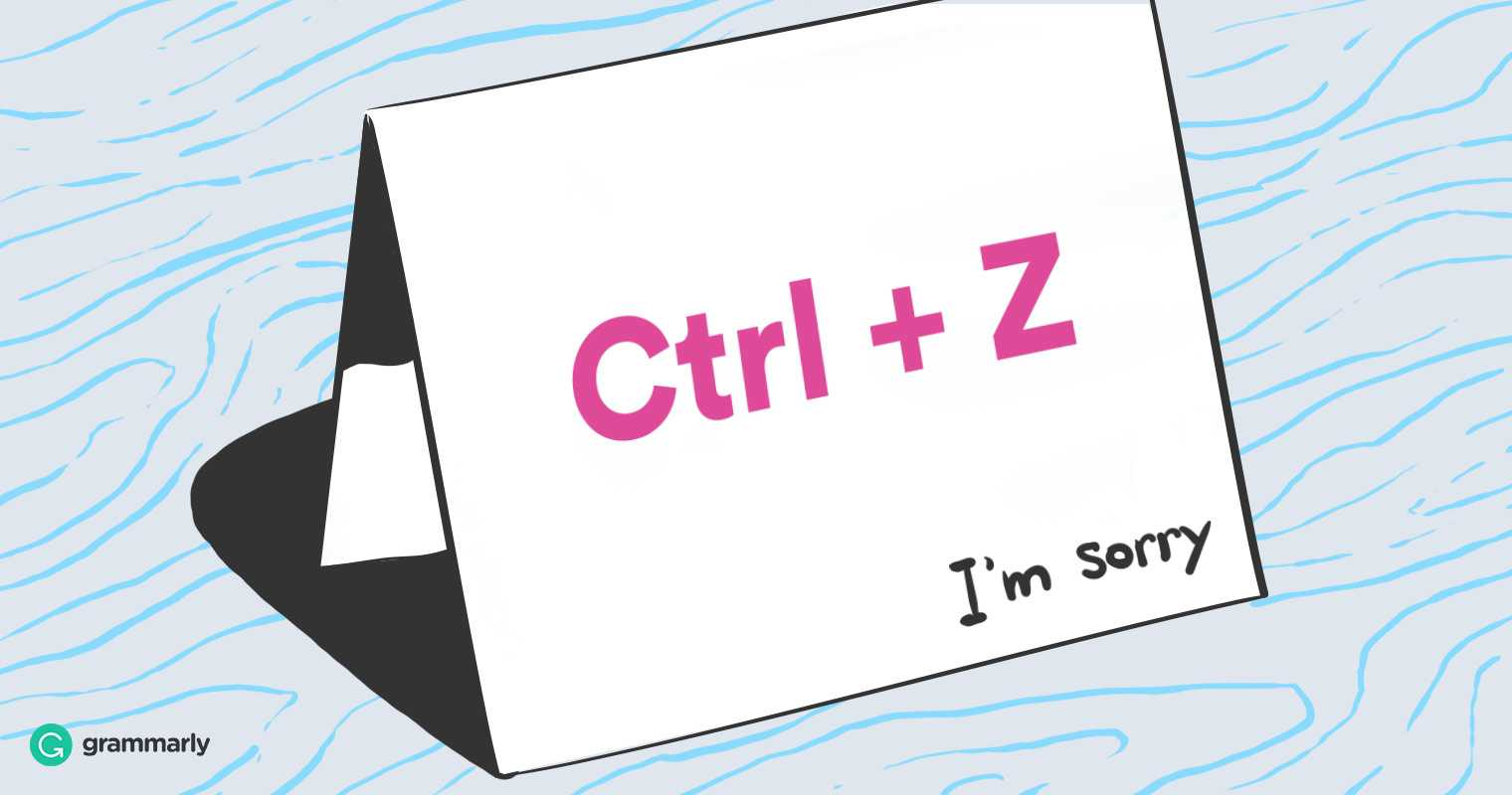 How To Write An Apology Letter: 3 Examples You Can Use With Sorry Card Template
