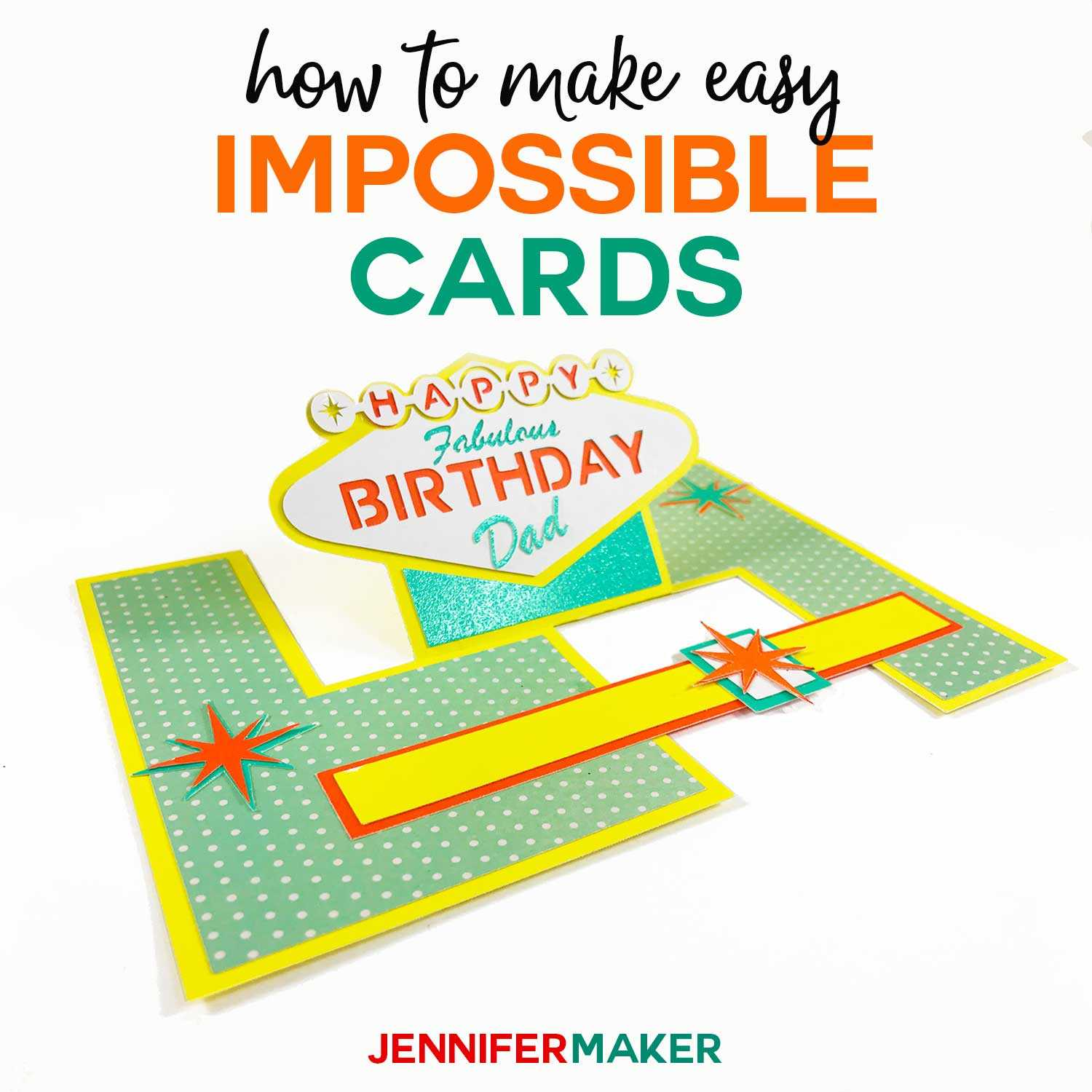 Impossible Card Templates: Super Easy Pop Up Cards Intended For Diy Pop Up Cards Templates