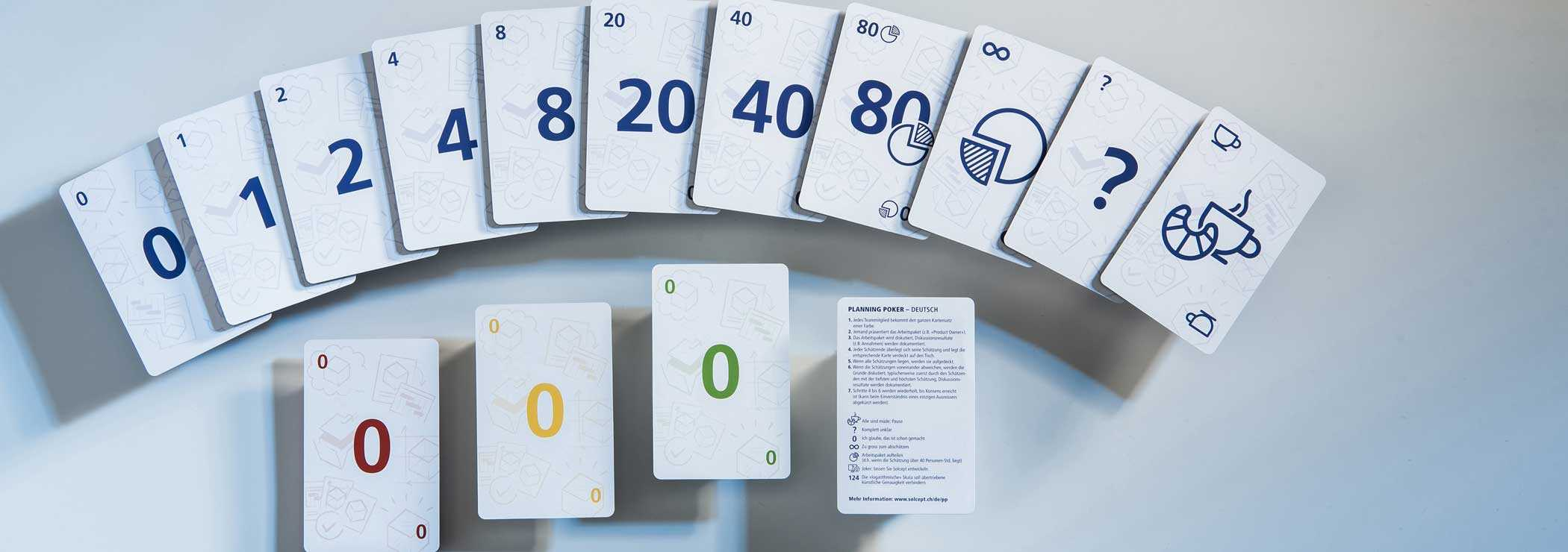 Instructions For Planning Poker Throughout Planning Poker Cards Template