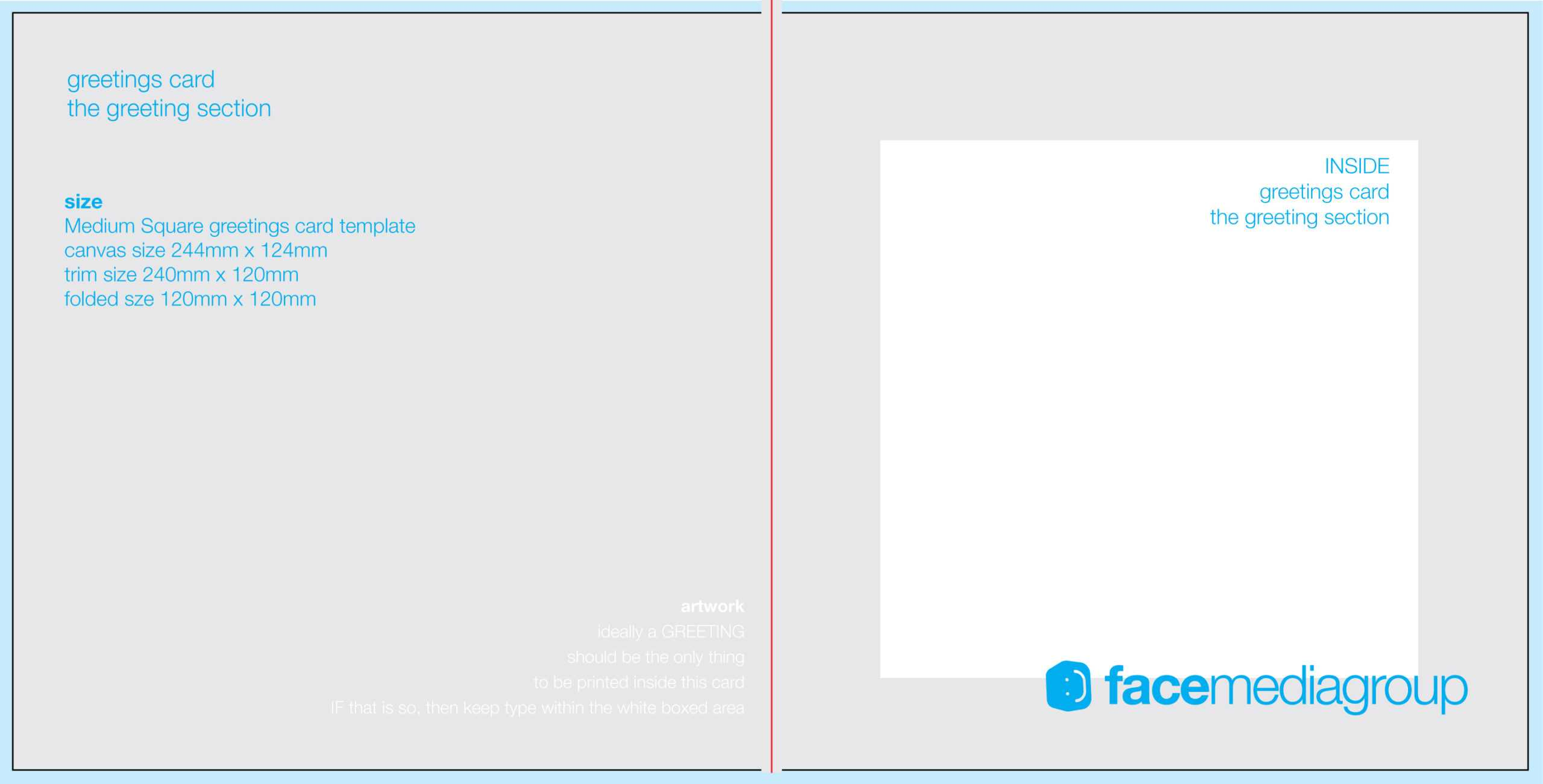Microsoft Word Greeting Card Template Blank - Tunu.redmini.co For Free Blank Greeting Card Templates For Word