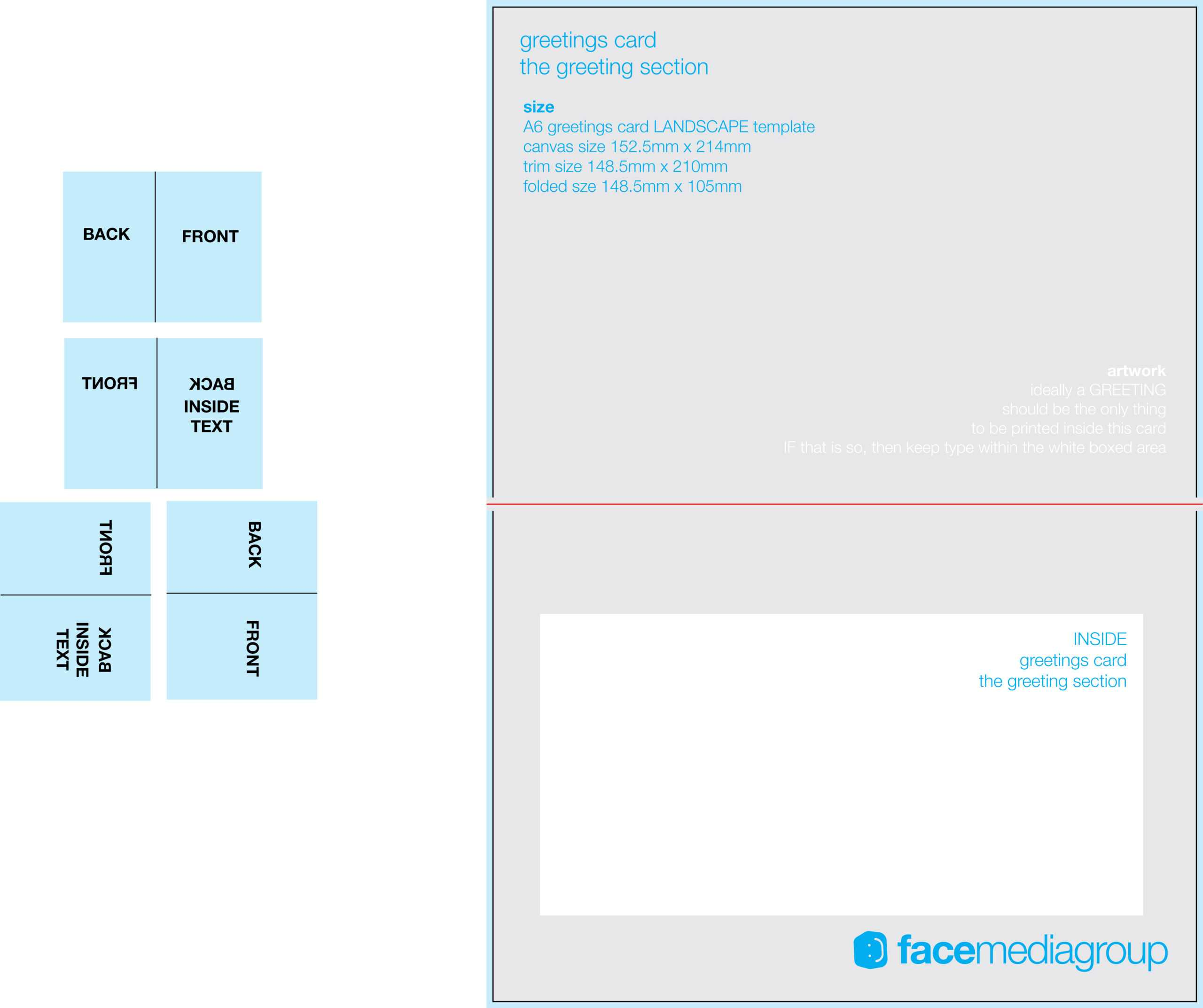 Microsoft Word Greeting Card Template Blank - Tunu.redmini.co Throughout Small Greeting Card Template