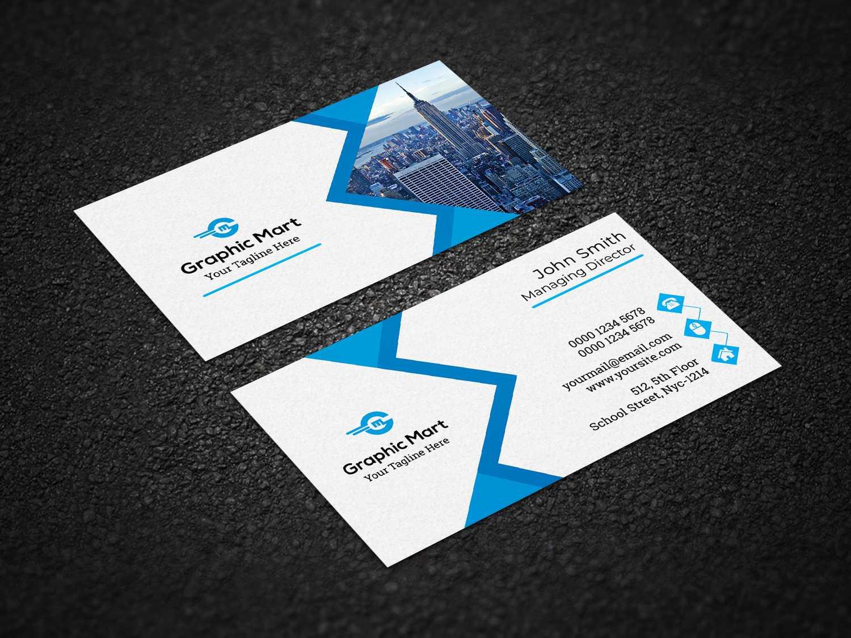 Minimalist Business Cardprottoy Khandokar On Dribbble In Photoshop Cs6 Business Card Template