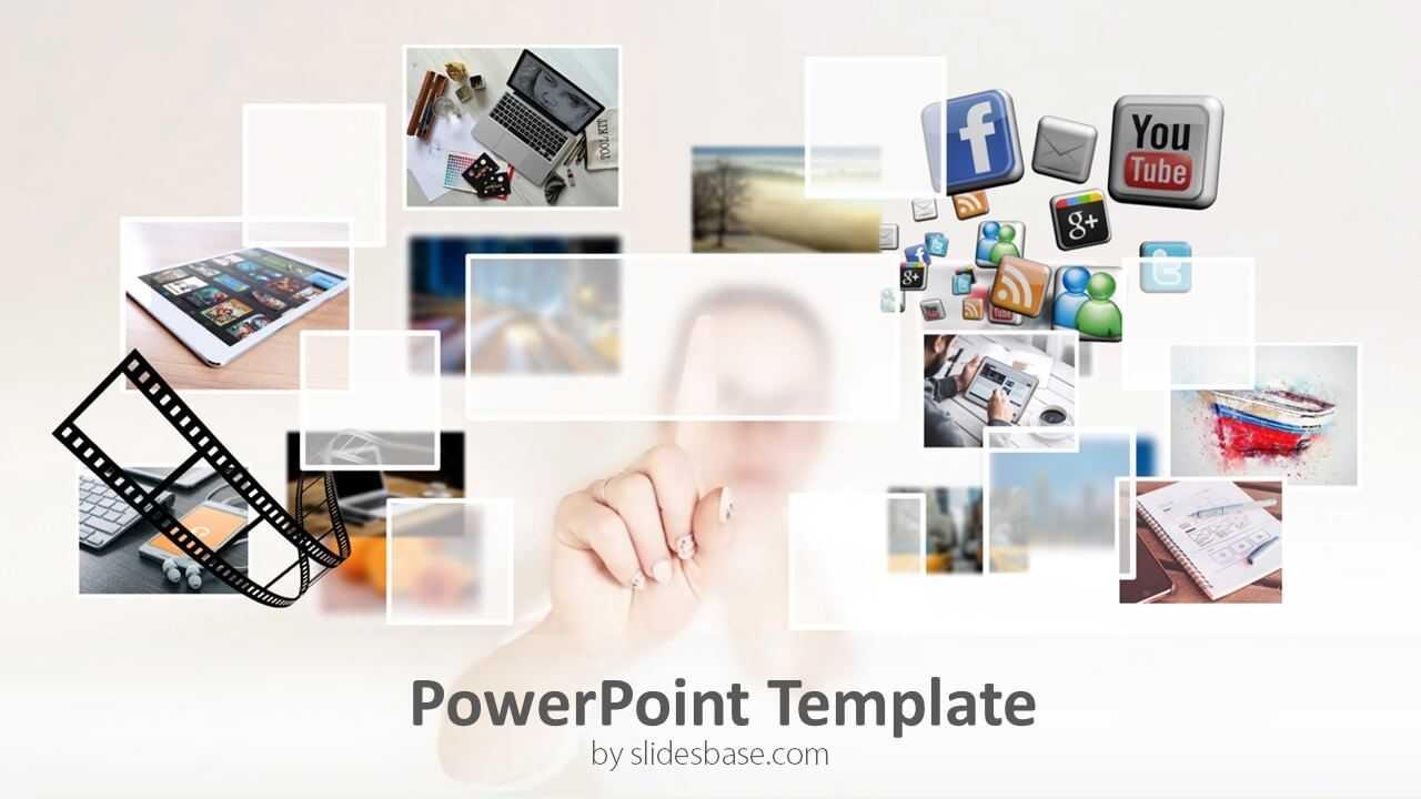 Multimedia Powerpoint Template Regarding Multimedia Powerpoint Templates
