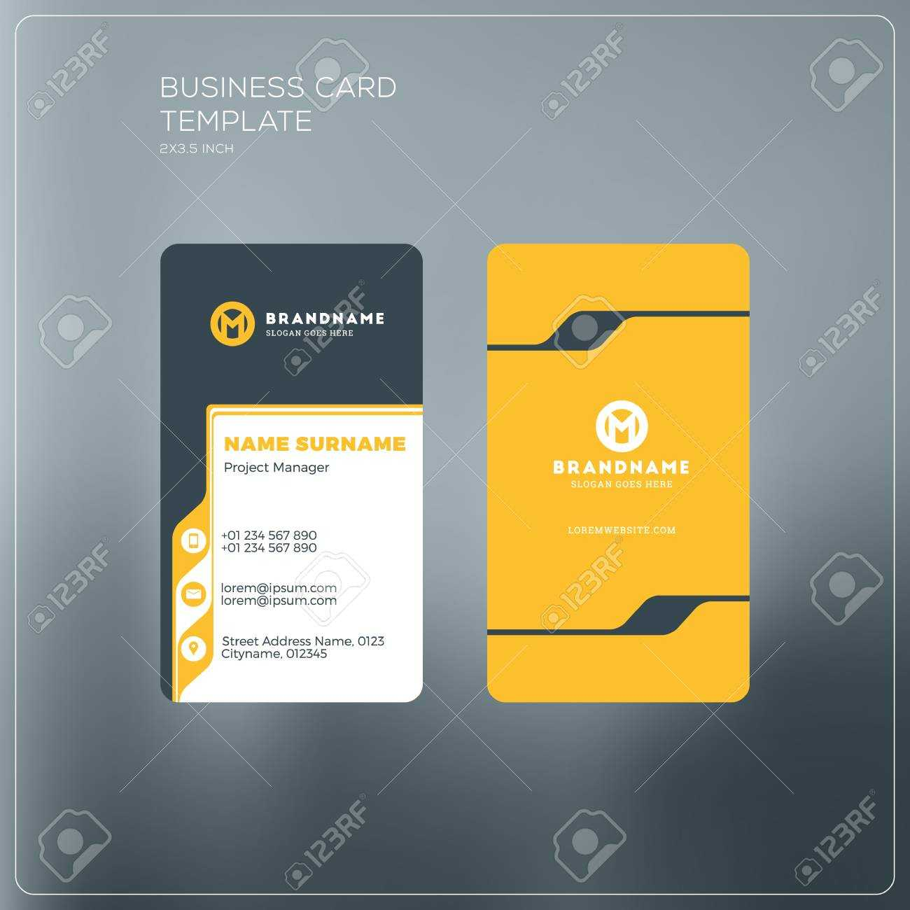 Personal Business Cards Template With Regard To Google Search Business Card Template