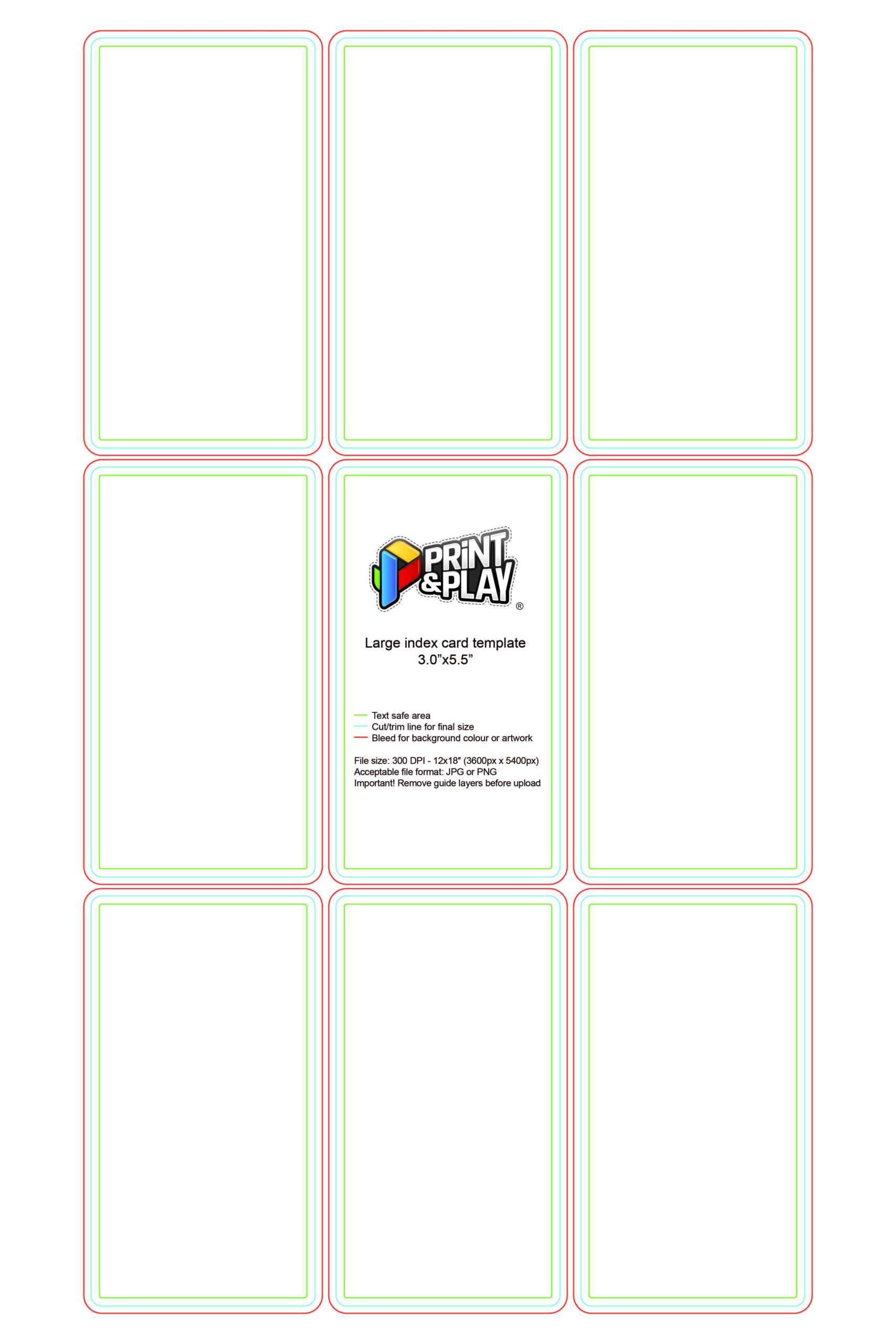 Playing Cards : Formatting & Templates – Print & Play Throughout Custom Playing Card Template