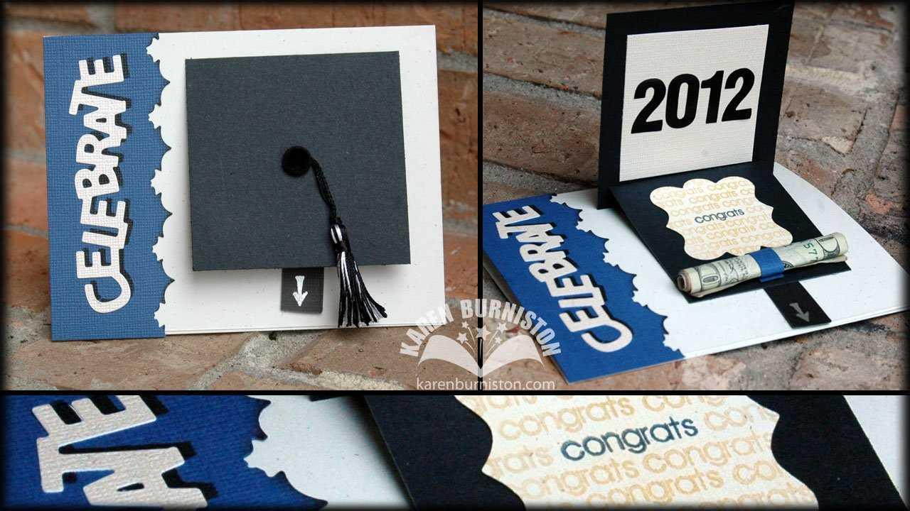 Pop Up Graduation Card Within Graduation Pop Up Card Template