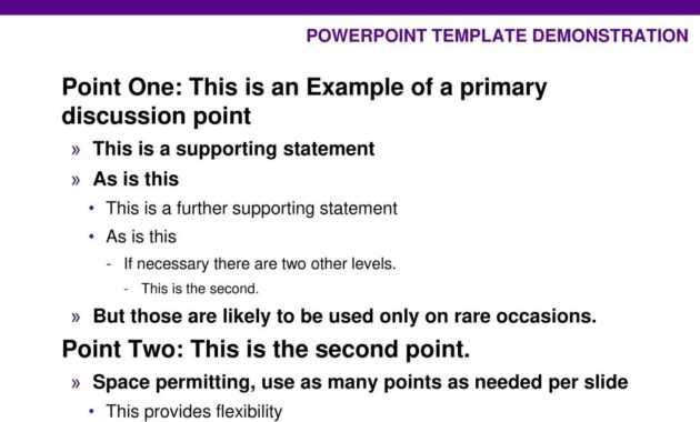 Powerpoint Template Demonstration - Ppt Download intended for Nyu Powerpoint Template