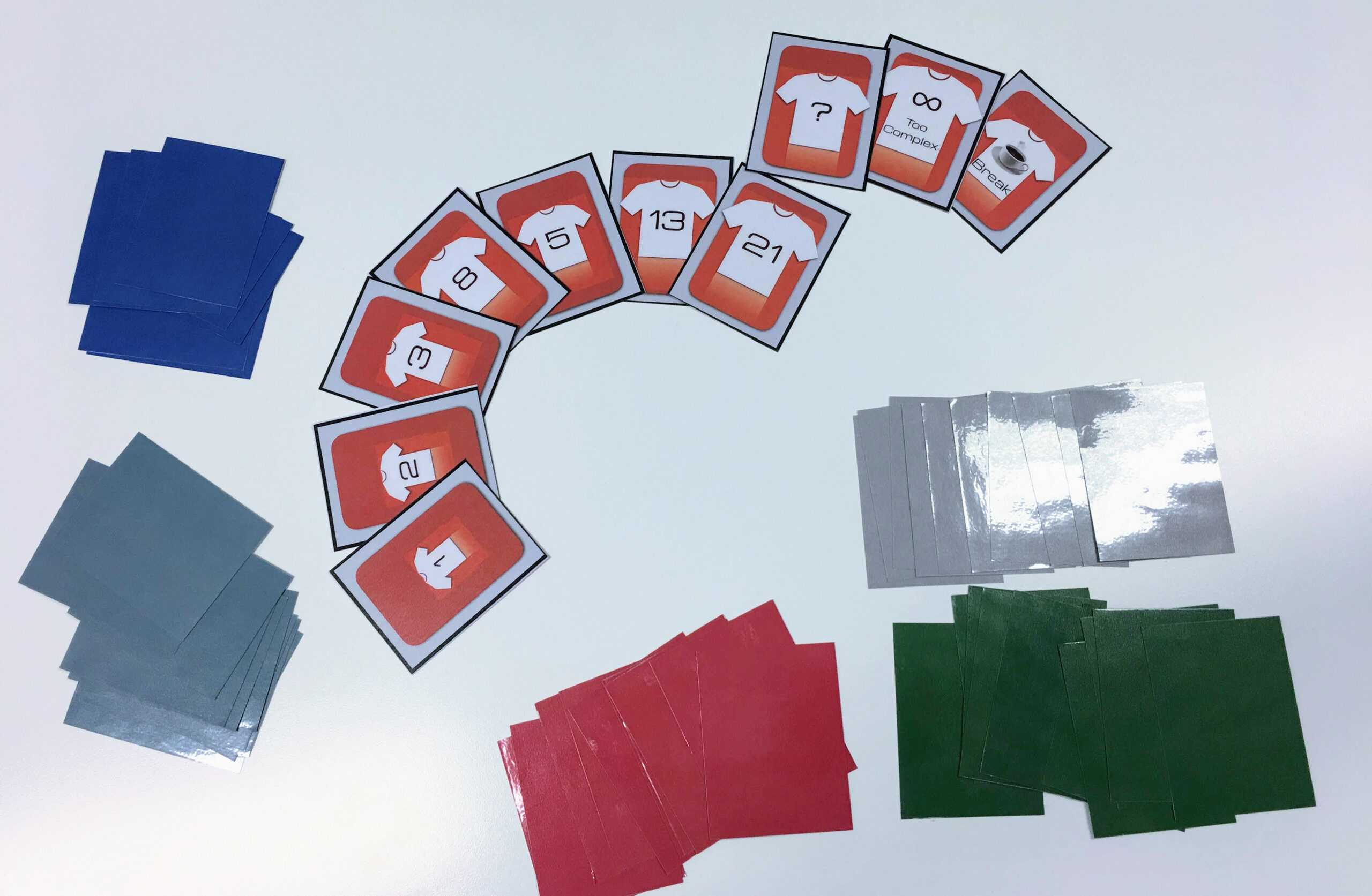 Print Your Own Planning Poker Cards (Fibonacci & T Shirt With Regard To Planning Poker Cards Template