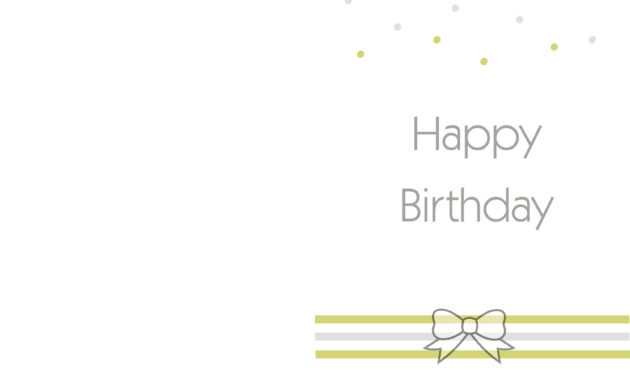 Printable Birthday Cards Foldable - Colona.rsd7 with Mom Birthday Card Template