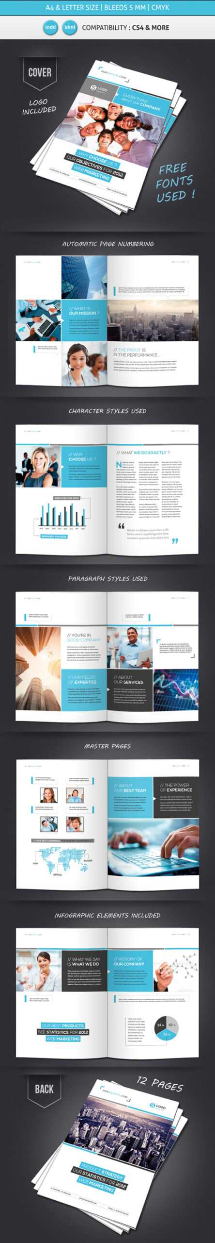 Professional Brochure Designs | Design | Graphic Design Junction With Regard To 12 Page Brochure Template
