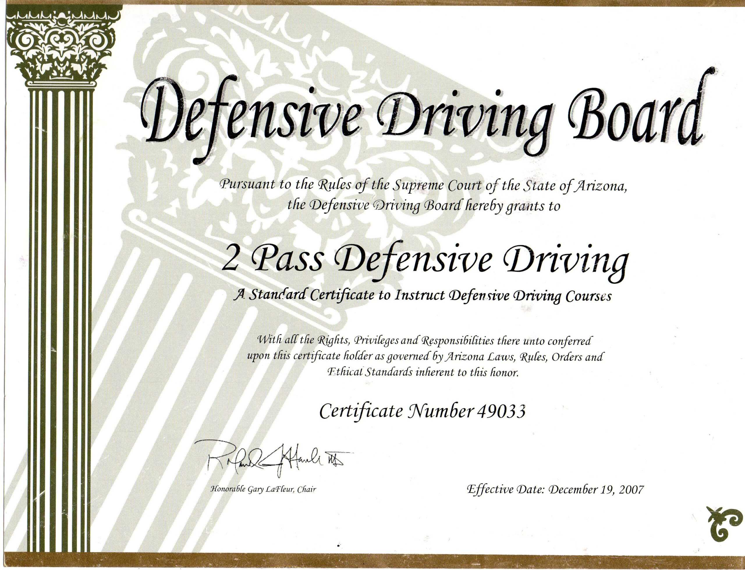 Safe Driving Certificate Template ] - Some Appreciation Regarding Safe Driving Certificate Template