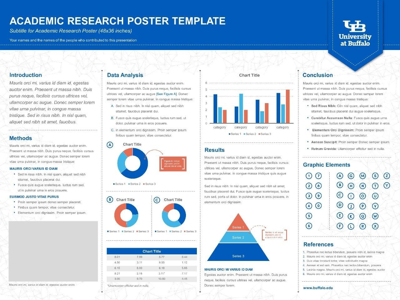 Scientific Poster Template Powerpoint - Tunu.redmini.co Intended For Powerpoint Academic Poster Template