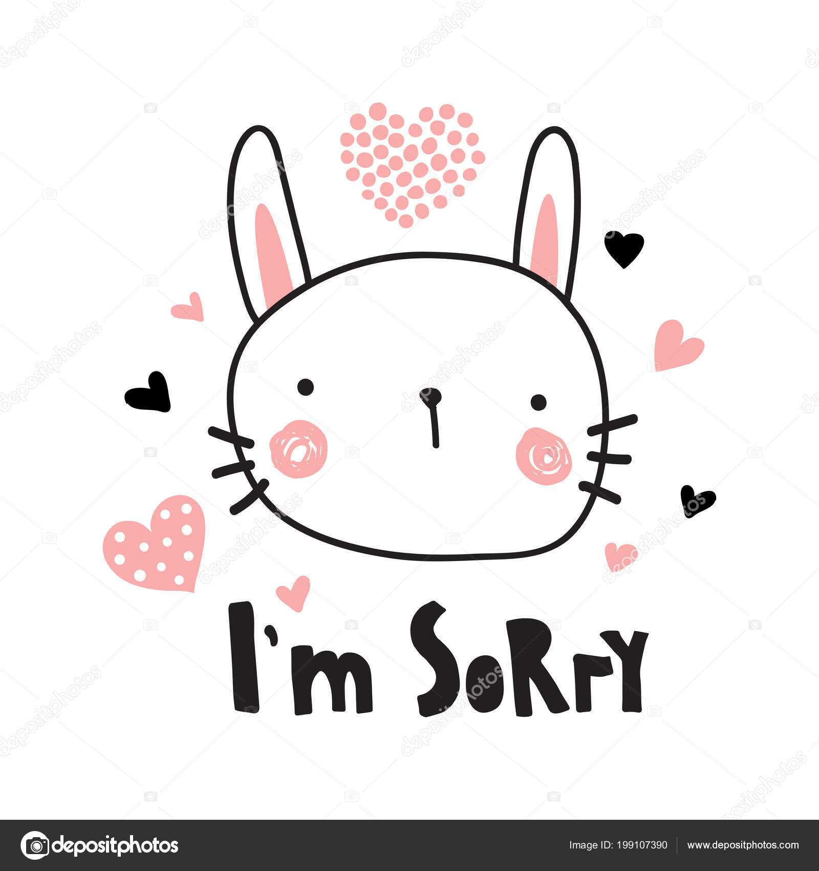 Sorry Template – Colona.rsd7 With Sorry Card Template
