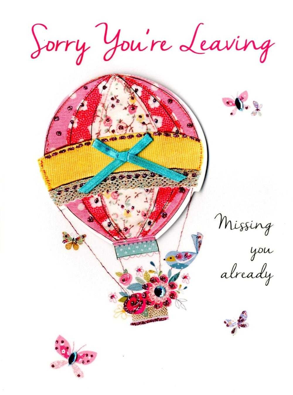 Sorry You Re Leaving Card Template ] – Sorry You Re Leaving Within Sorry Card Template