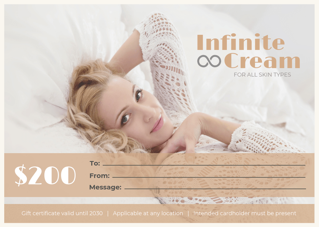 Spa Gift Certificate Template Intended For Spa Day Gift Certificate Template