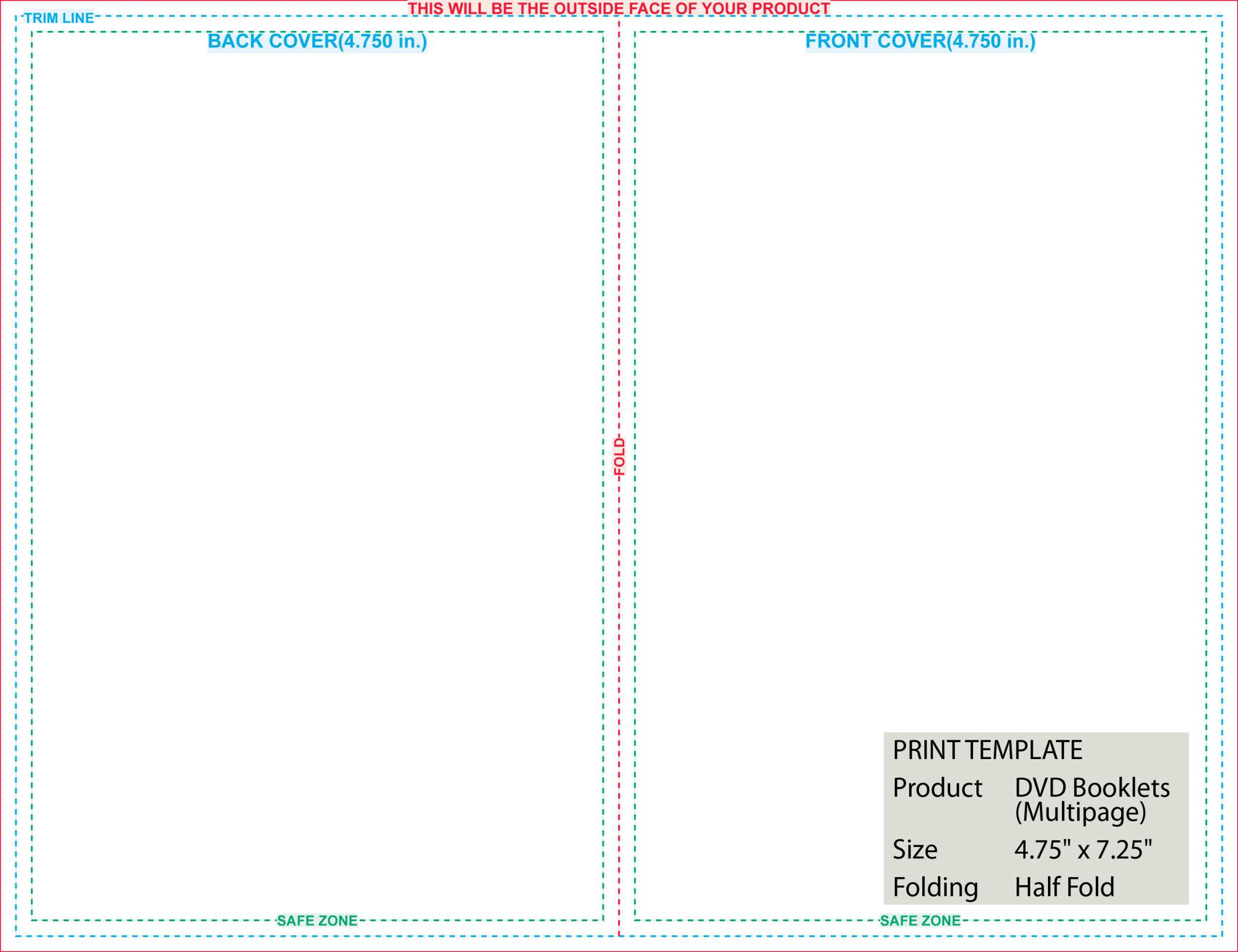 Stupendous Quarter Fold Card Template Photoshop Ideas Pertaining To Half Fold Greeting Card Template Word