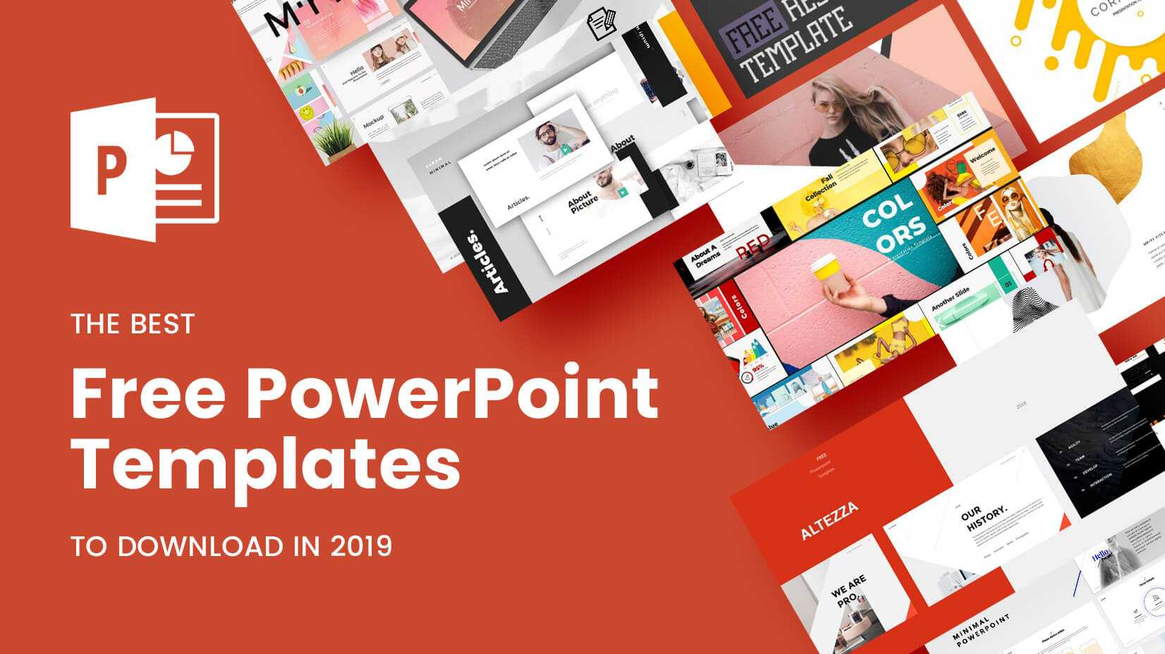 The Best Free Powerpoint Templates To Download In 2019 Throughout Powerpoint Sample Templates Free Download