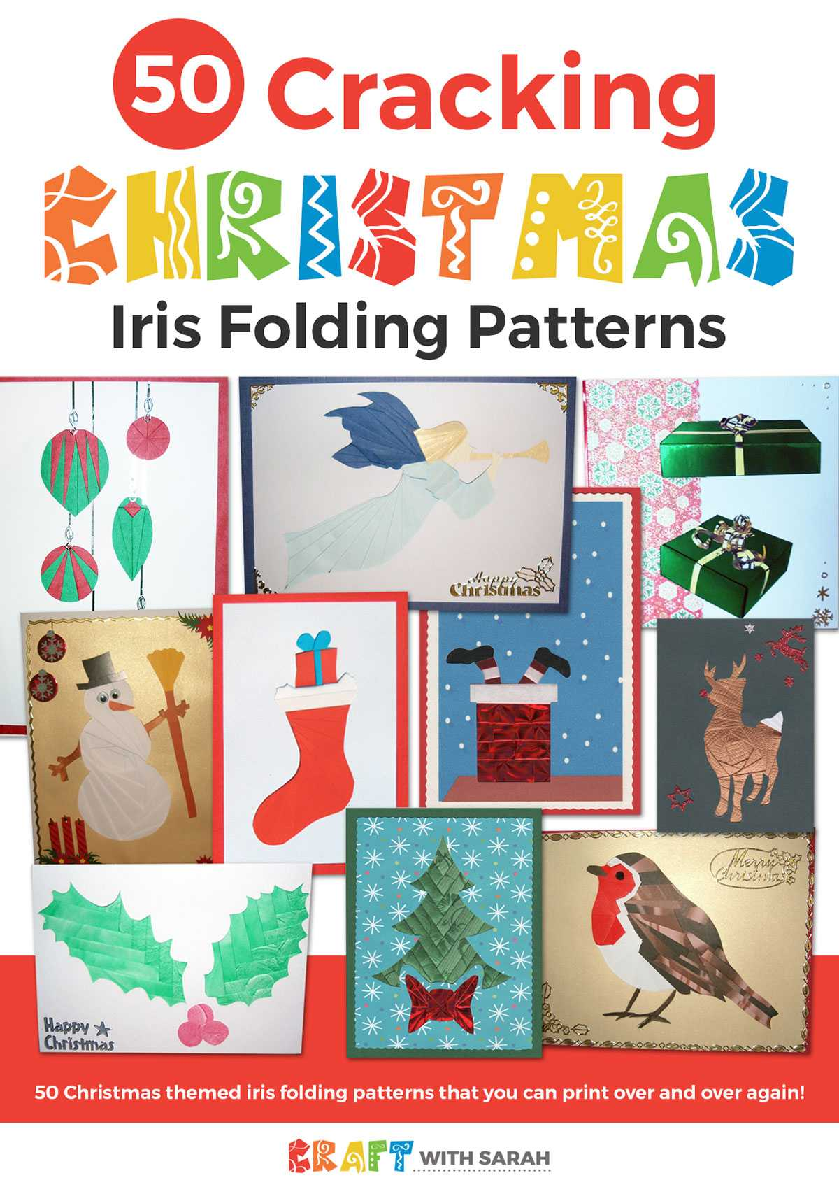 The Complete Guide To Iris Folding (+ Free Patterns!) Throughout Iris Folding Christmas Cards Templates