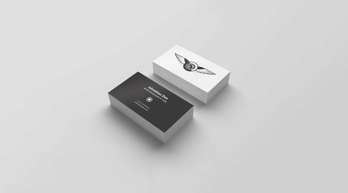 Top 26 Free Business Card Psd Mockup Templates In 2019 Intended For Name Card Photoshop Template
