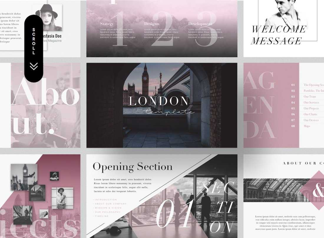 Top 37 Free Templates For Apple Keynote 2019 - Colorlib Within Keynote Brochure Template