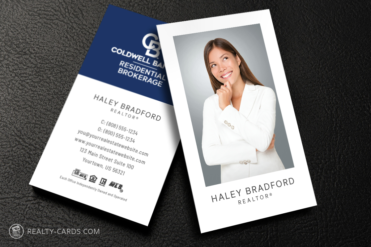 Unique Coldwell Banker Business Card Template Regarding Coldwell Banker Business Card Template